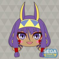 Mega Jumbo Lying Down Plush Fate/Grand Order -Divine Realm of the Round Table: Camelot- Nitocris
