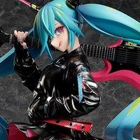 Hatsune Miku: LAM Rock Singer Ver. 1/7 Scale Figure