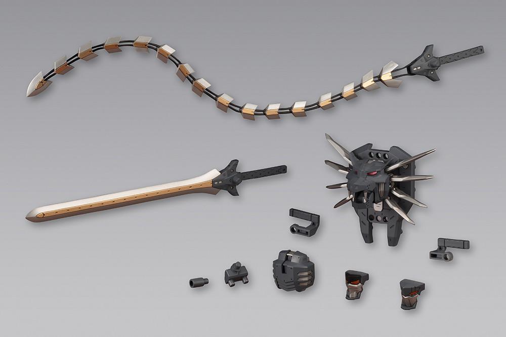 Kotobukiya M.S.G Modeling Support Goods Heavy Weapon Unit 14 Beast Master Sword