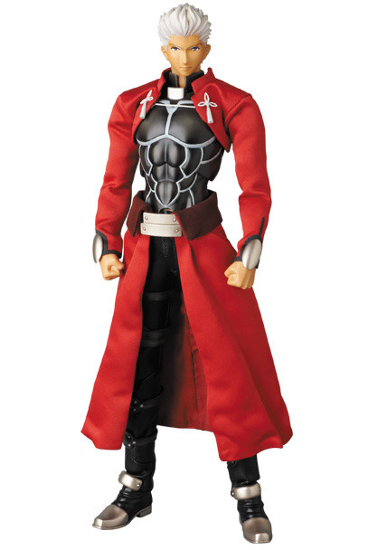 Rah Fate Stay Night Ubw Archer Figure Medicom Toy Otakumode Com