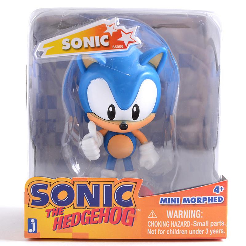 Sonic The Hedgehog Classic Morphed Figures Otakumode Com