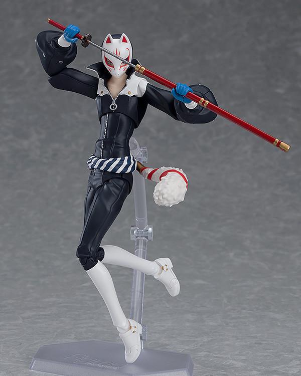 Figma Persona 5 Protagonist Good Smile Company limited WHL4U Japan NEW