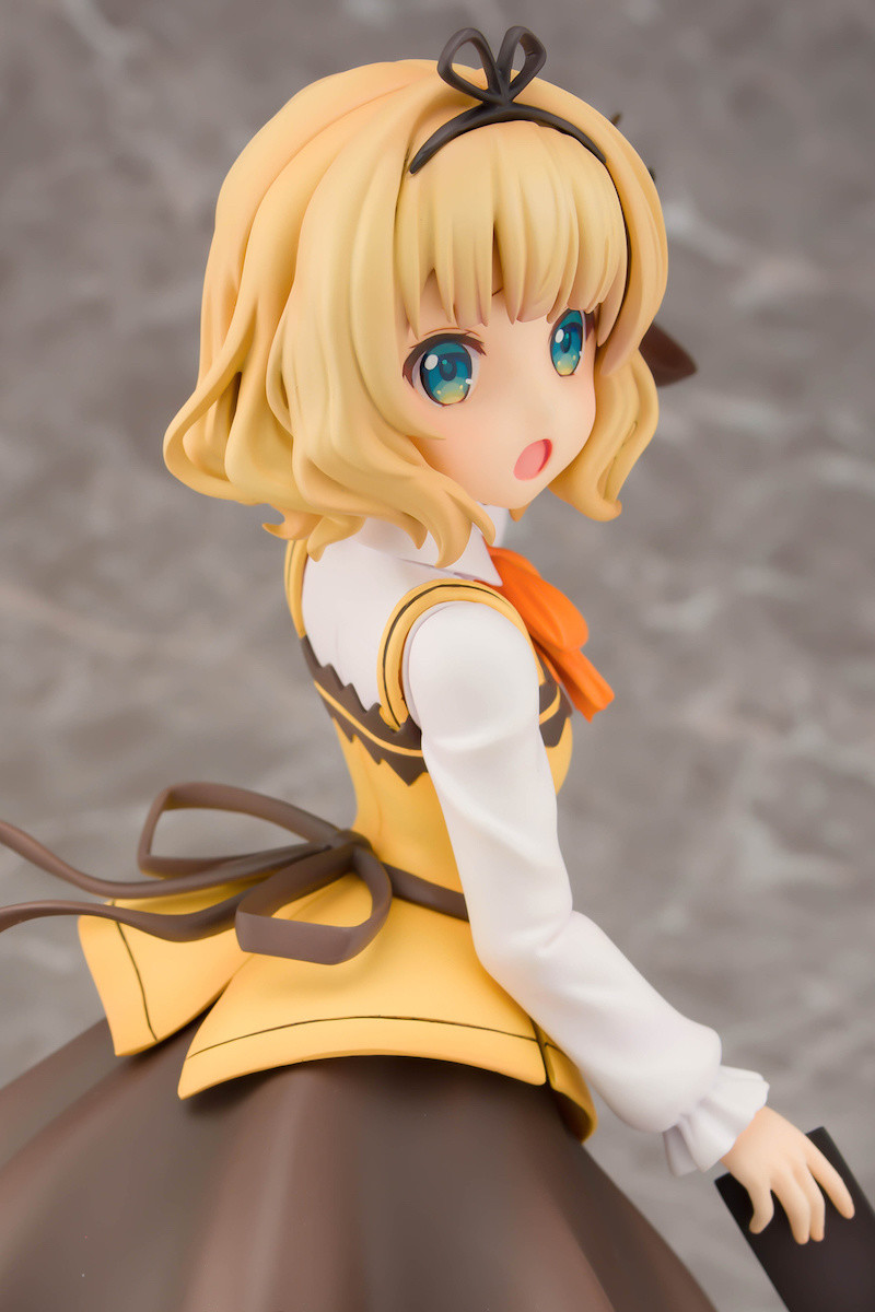 Is The Order A Rabbit Sharo Figure Yellow