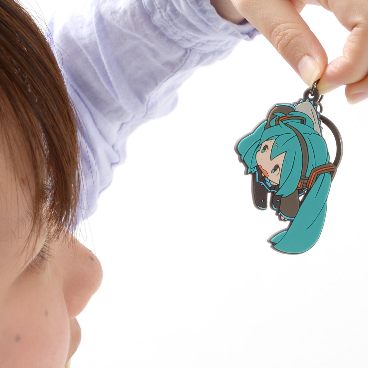 Miku Hastune Tsumamare Cospa Keychain Limited Magical Mirai 2020