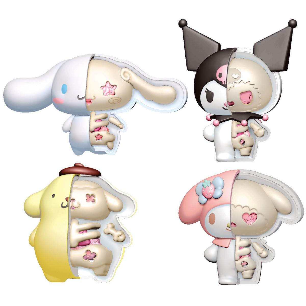 Cinnamoroll Sanrio Collaboration Megahouse KAITAI FANTASY Collection CUTE