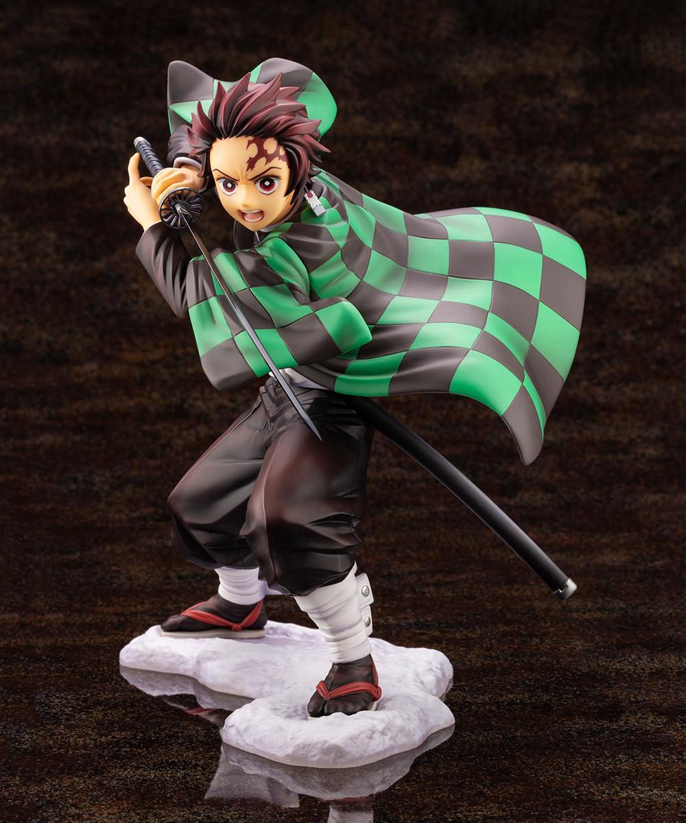 ARTFX J Zenitsu Figure Kimetsu no Yaiba Demon Slayer Kotobukiya Limited Ver.