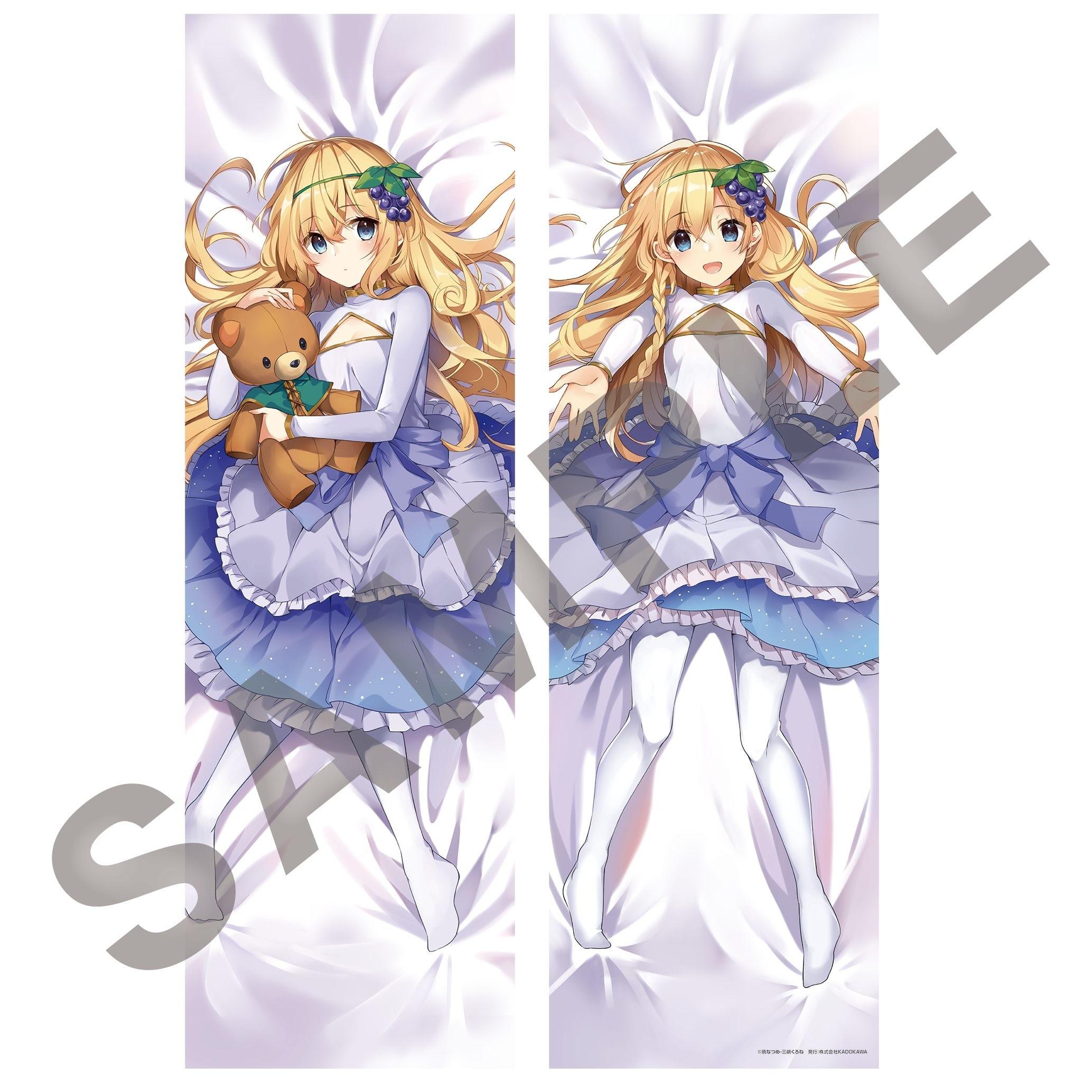 Megumin Dakimakura KonoSuba God/'s Blessing on This Wonderful World!Pillow Case