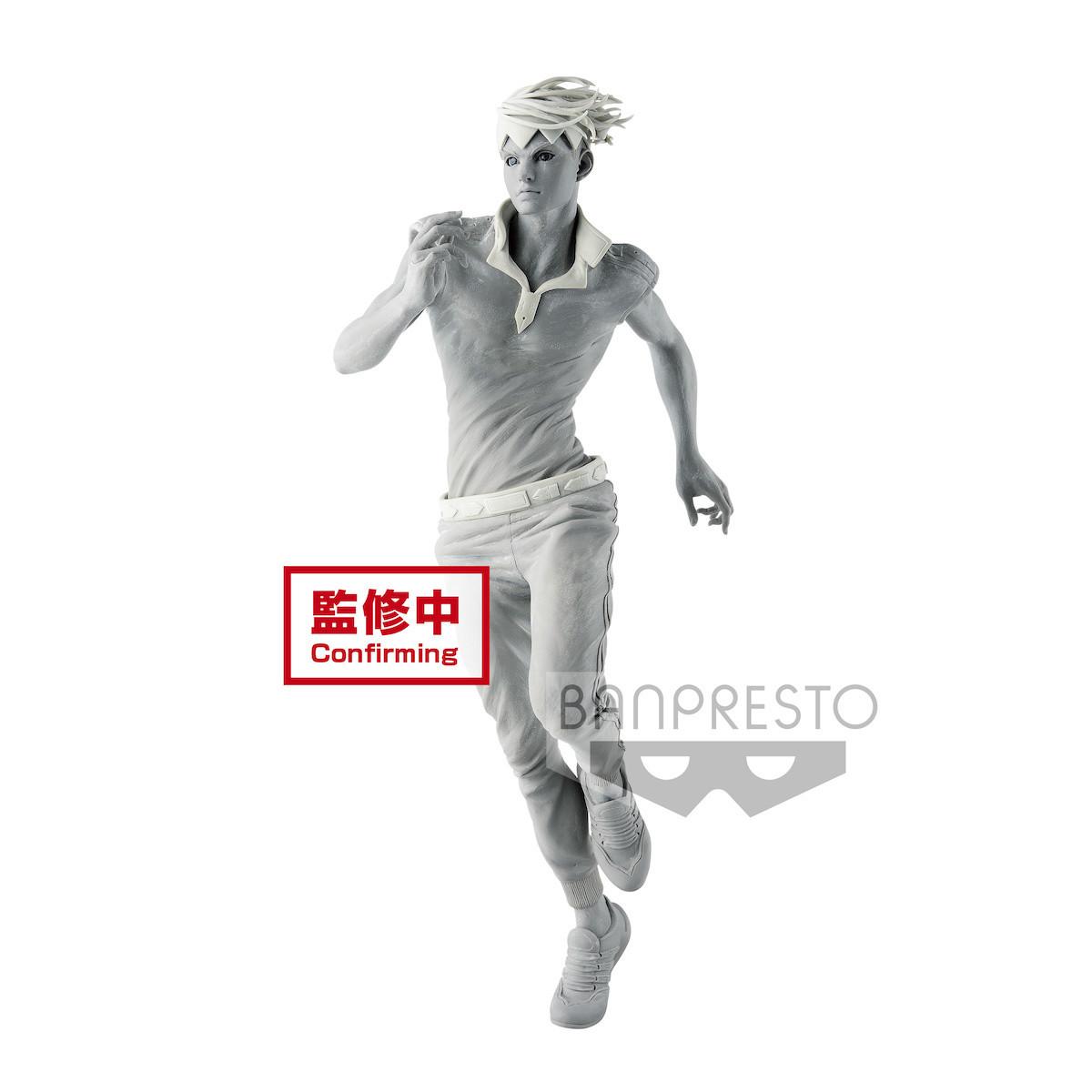 Banpresto Rohan Kishibe WA UGOKANAI Grandista Rohan Kishibe Figure Figurine 27cm