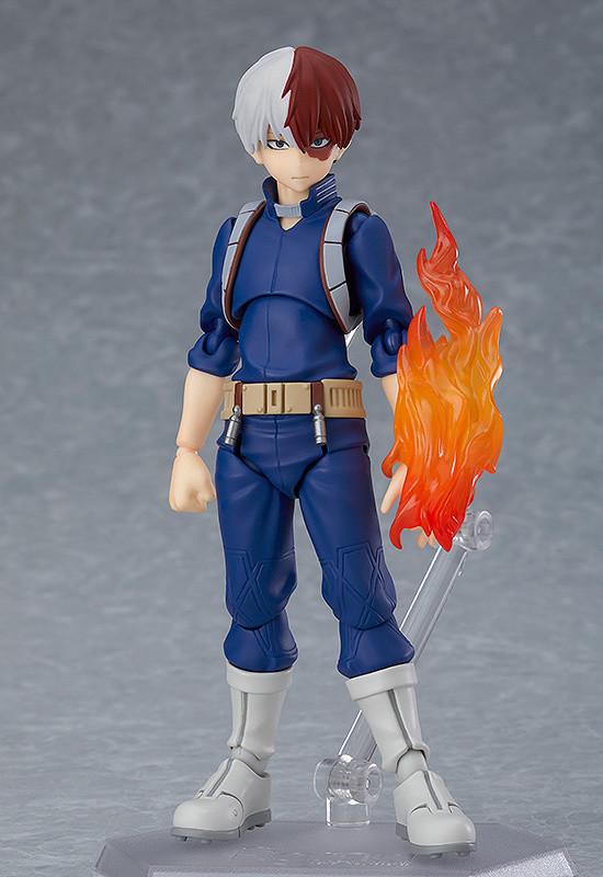 MHA figma My Hero Academia Uraraka Ochaco action figure MAX FACTORY Anime JAPAN