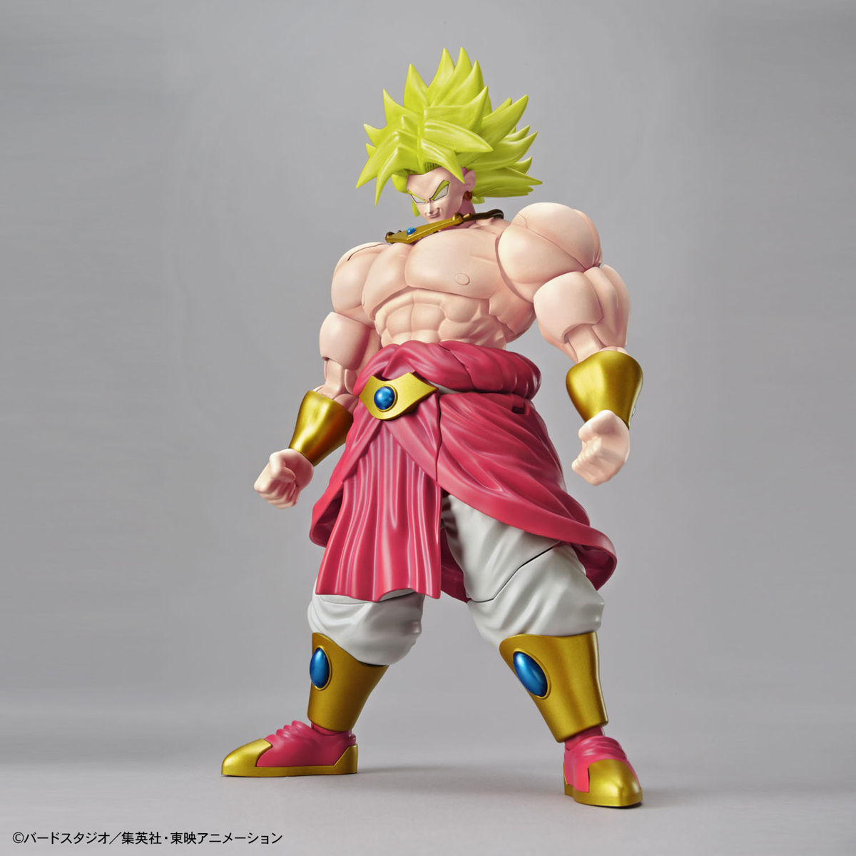 Bandai Figure Rise Model Kit Renew Dragon Ball Z Legendary Super Saiyan Broly