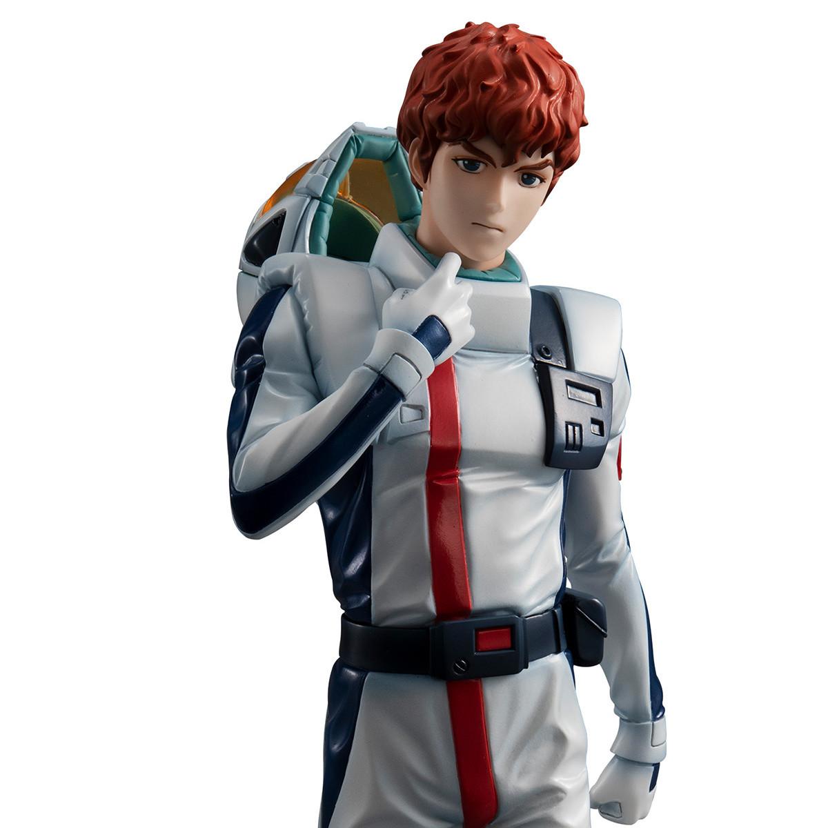 Gundam Guys Generation Mobile Suit Gundam Chars Counterattack Amuro Ray Megahouse Tokyo Otaku Mode