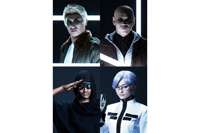 New Ghost In The Shell Arise Stage Play Character Visuals Finally Show Batou Event News Tokyo Otaku Mode Tom Shop Figures Merch From Japan Stand a lone complex was the best video game that i have ever played. stage play character visuals finally