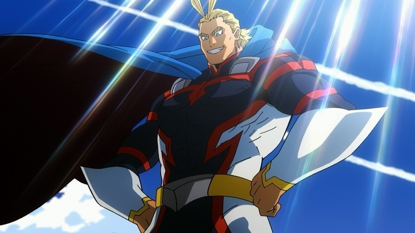 My Hero Academia Film Teases Plot Points With Newest Trailer Anime News Tom Shop Figures Merch From Japan