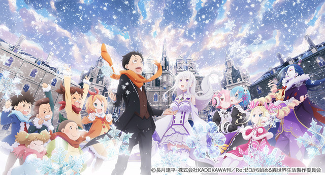 Re Zero Starting Life In Another World Reveals Ova Title Anime News Tom Shop Figures Merch From Japan