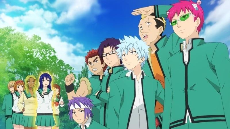 The Disastrous Life of Saiki K. Confirms Season 3!   Anime News ...