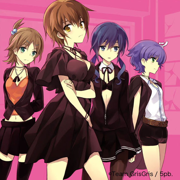Character Song Cd Of Female Characters From The Game Corpse Party