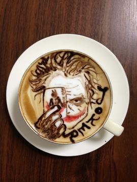 latte art ~Joker~