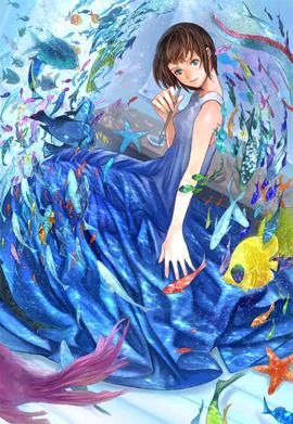 The Sprawling Ocean of Imagination