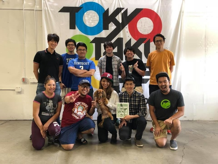 A Day In The Life At Tokyo Otaku Mode