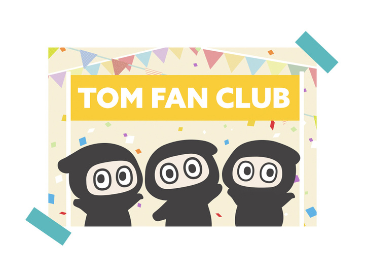 Hello from the TOM Fan Club!