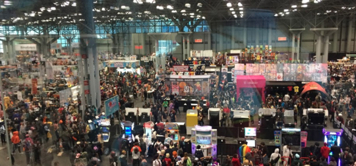 TOM Joins First Ever Anime NYC