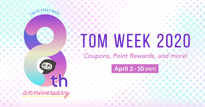 Right Now It's TOM Week 2020!
